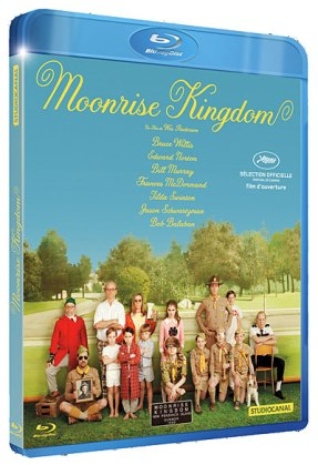 Monrise Kingdom, de Wes Anderson