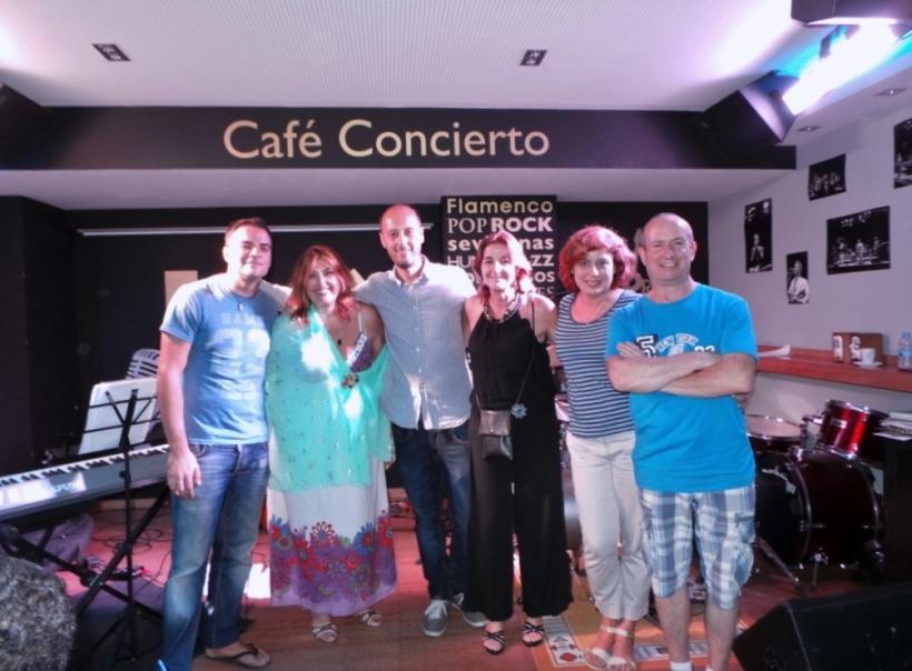 Cine y Amigos Para Compartir asistió al Tributo a Keith Jarrett