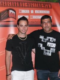 Arturo Eneri y Alberto Palancar (Actores)