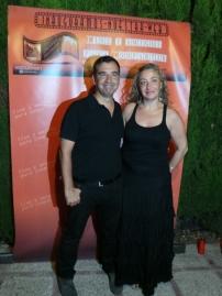 Vicente Seva (Director del Festival de Cine de Alicante)