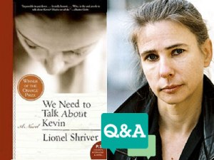 "Lionel Shriver, Author Of ""We Need To Talk About Kevin"""