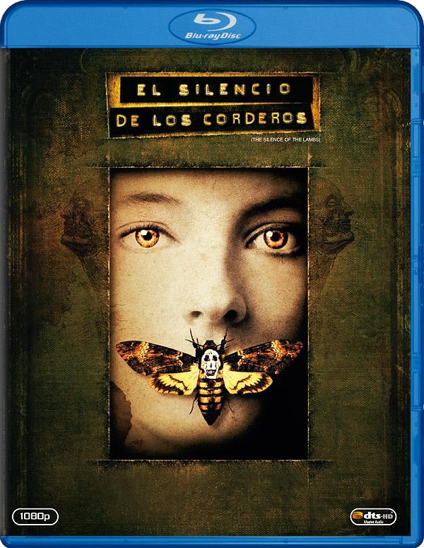 El silencio de los corderos (The Silence Of The Lambs) (Blu-ray), de Jonathan Demme