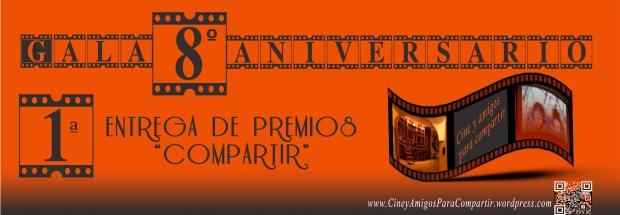 Gala 8º Aniversario Cine y Amigos Para Compartir