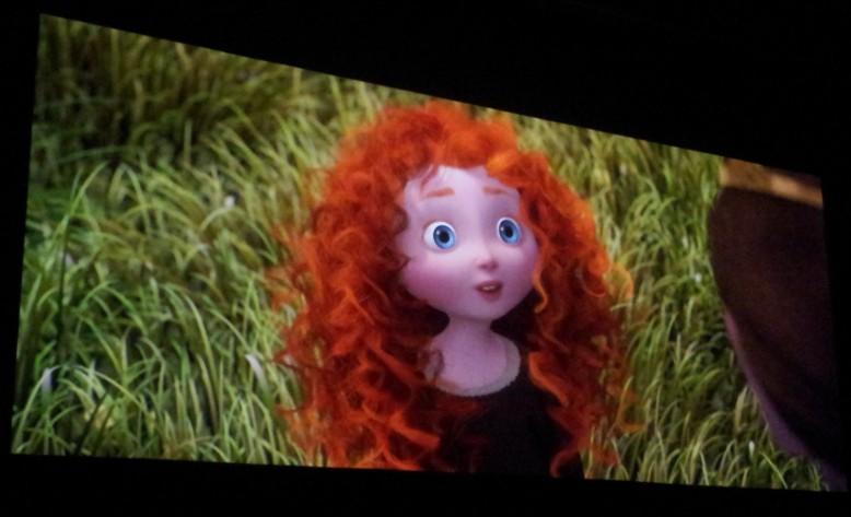Brave es una película en animación 3D por ordenador, producida por Walt Disney Pictures y Pixar Animation