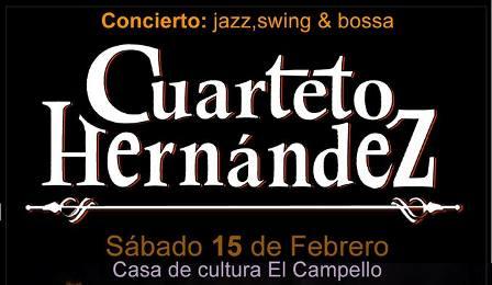 Cuarteto Hernández, 15 febrero, Campello