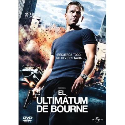 El Ultimátun De Bourne