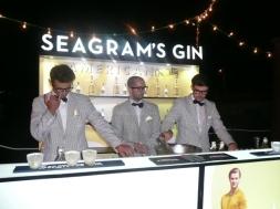 Disfrutamos del sabor genuino de Seagrams