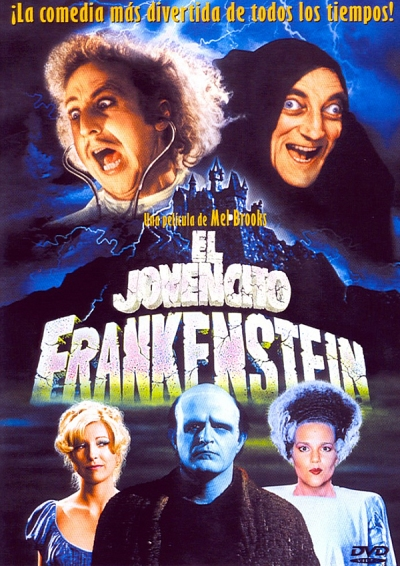 El Jovencito Frankenstein