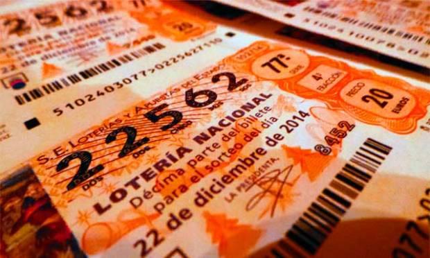 Lotería, cine y amigos para compartir