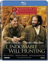 El Indomable Will Hunting (Good Will Hunting) (Blu-ray), dirigida por Gus Van Sant