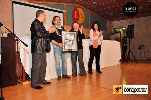 Premios compartir Fernando Corta Saiz