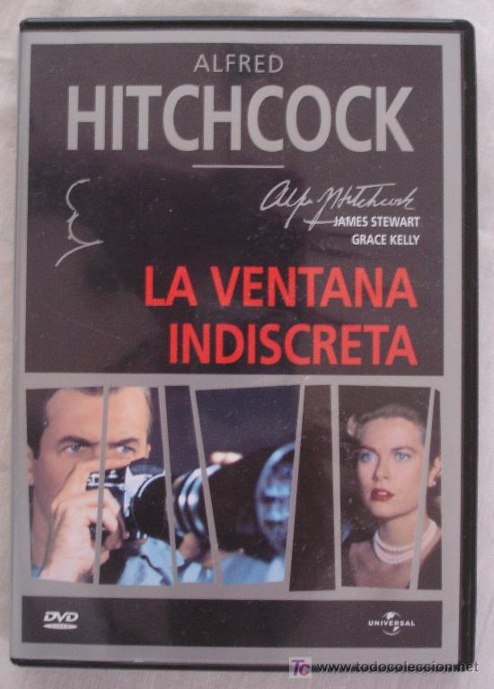 La Ventana Indiscreta De Alfred Hitchcock Cine Para Compartir