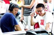 Lau Wai-Keung y Alan Mak