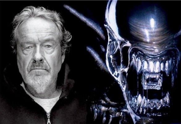 El verdadero terror está en la mente del espectador, no en las imágenes. Ridley Scott