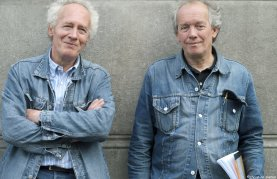Jean-Pierre Dardenne y Luc Dardenne