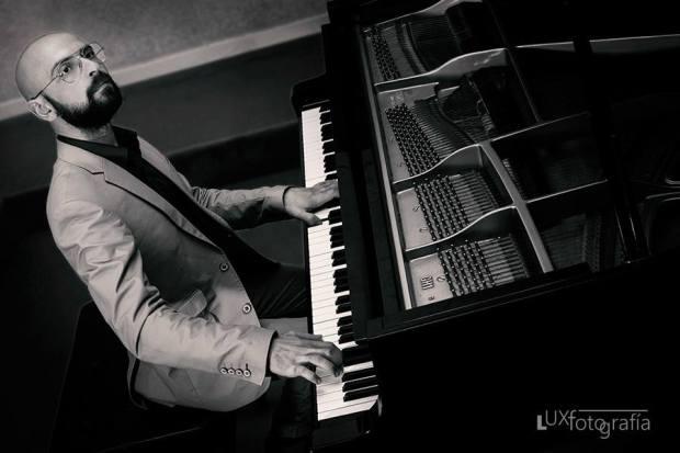Presentación del disco de Giuliano Parisi
