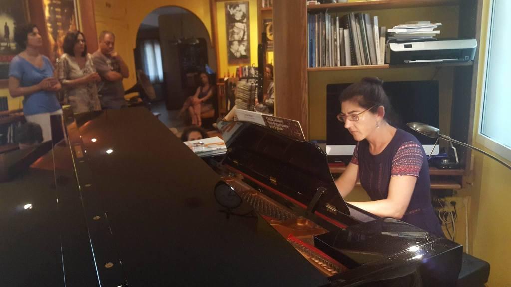 ISABEL ELVIRA, 12 JUNIO 2016
