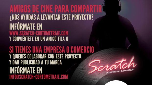 ¿Te animas a ser mecenas del proyecto cinematográfico Scratch?