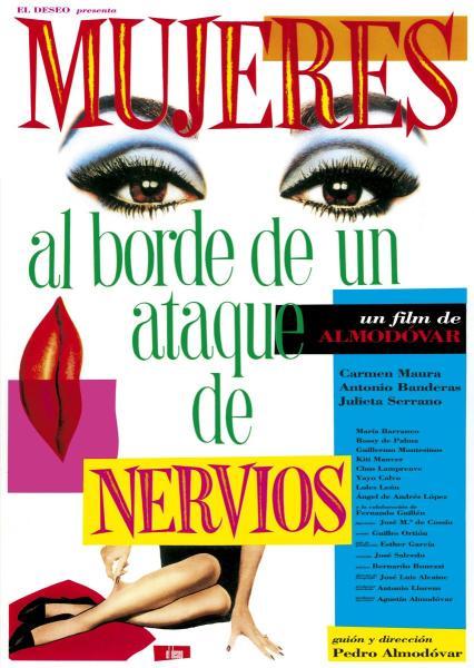 Mujeres Al Borde De Un Ataque De Nervios