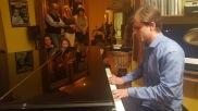 Pablo Martín, Sonata para piano No.24, Opus 78 de Beethoven.