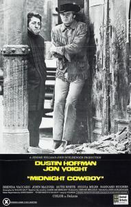 Cowboy De Medianoche (Midnight Cowboy), dirigida por John Schlesinger;