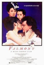 Valmont, dirigida por Milos Forman