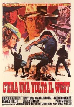 Hasta Que Llegó Su Hora (C'era Una Volta Il West), dirigida por Sergio Leon