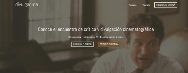 Divulgacine Encuentro de crítica y divulgación cinematográfica