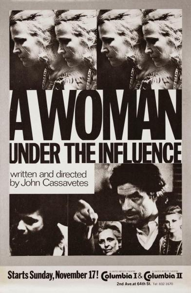 Una mujer bajo la influencia