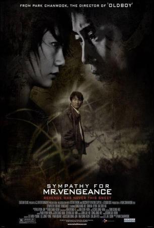 Sympathy for Mr. Vengeance,De Park Chan- Wook