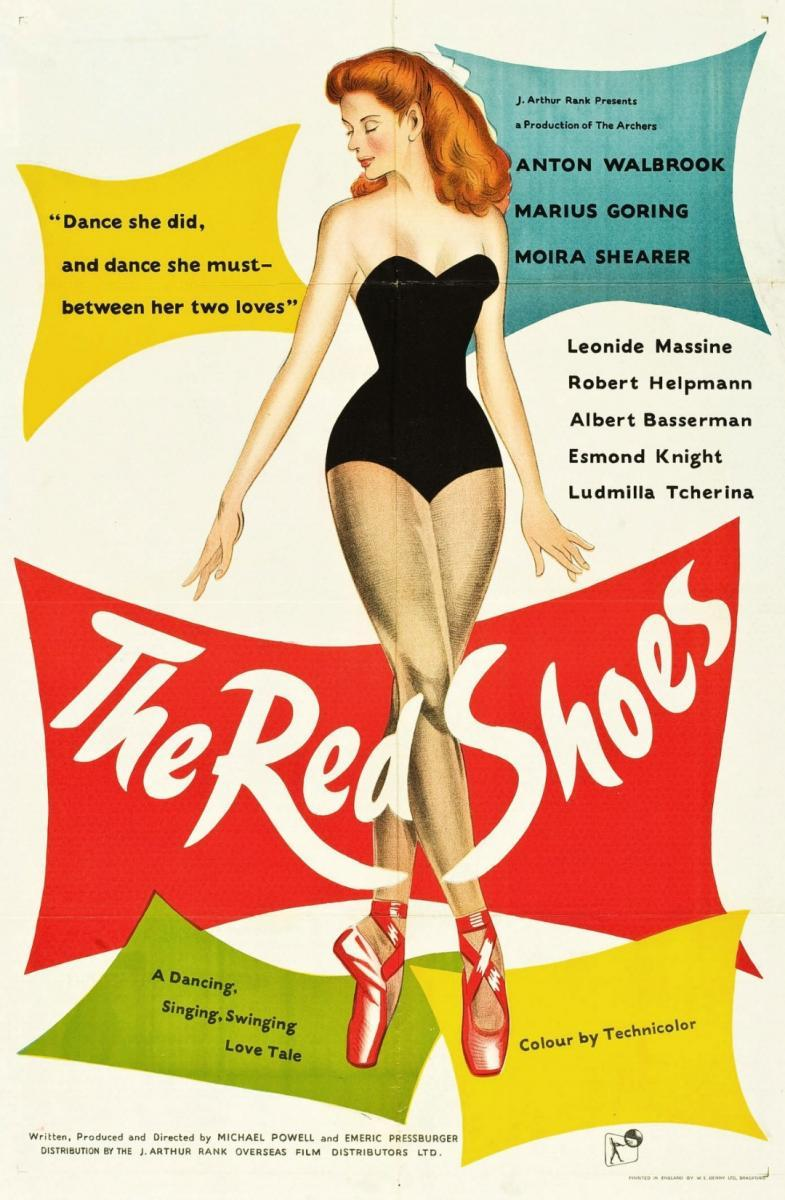 The red sohes