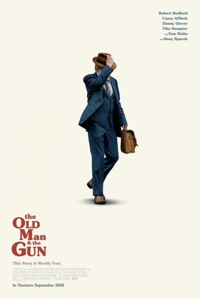 The Old Man The Gun