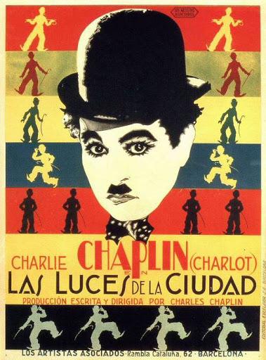 Luces de la ciudad, de Charles Chaplin