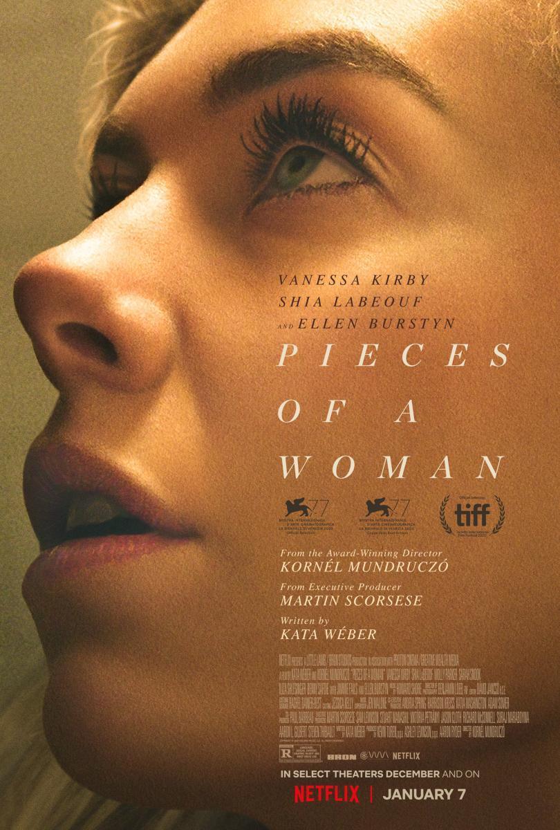 Fragmentos De Una Mujer (Pieces Of A Woman), dirigida por Kornél Mundruczó