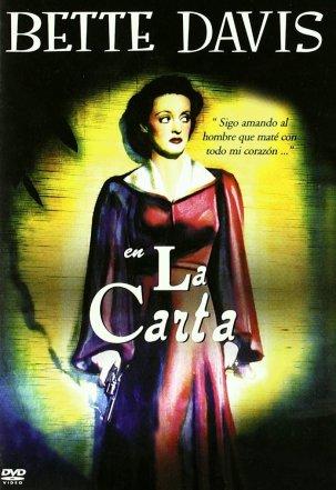 La Carta (The Letter), dirigida por William Wyler